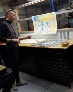 Litografiska museet - Litografier